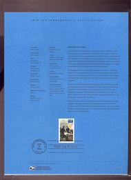 3782     37c Louisiana Purchase Stamp USPS Souvenir Page 16-Mar