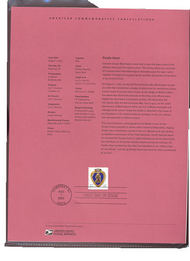 3784A 37c Purple Heart 10-3/4 x 10-1/4 USPS Souvenir Page 24-Mar