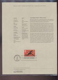 3863     37c 2004 Olympics Games-Athens USPS Souvenir Page 19-Apr