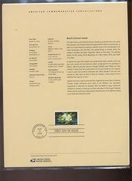 3872     37c Martin Johnson Heade USPS Souvenir Page 27-Apr