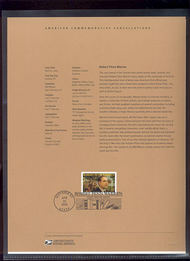 3904     37c Robert Penn Warren USPS Souvenir Page 7-May