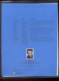 3911     37c Henry Fonda USPS Souvenir Page 11-May
