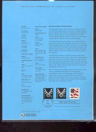 3749A/3749B 2c Navajo Jewelry USPS Souvenir Page 29-May