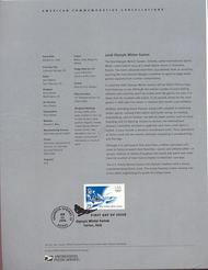 3995     39c 2006 Winter Olympic Games USPS Souvenir Page 4-Jun