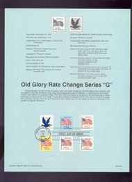 USPS Souvenir Page 94-G2   2878//91    GSV 94-G2