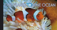 UNNY 1005 One Planet One Ocean Prestige Booklet 1005BK