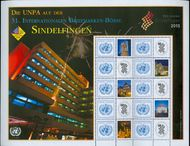 UNV 538a .70 Sindelfingen Mint NH Single with tab unv538anh