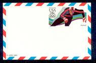 UXC20   28c Soaring F-VF Mint Airmail Postal Card UXC20