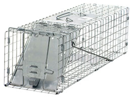 Havahart 1088 Medium Collapsible Cage Trap 1088