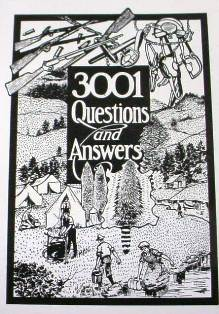 3001 Questions and Answers by A.R. Harding #586