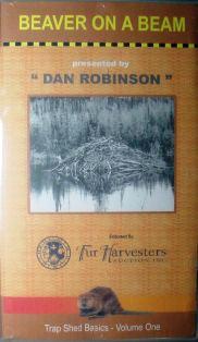 Beaver on a Beam DVD by Dan Robinson Vid301
