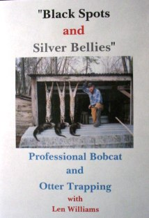 Black Spots and Silver Bellies DVD by Len Williams #BSSB01byLW