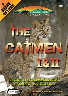 The Catmen I & II DVD catmen