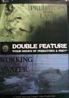 Double Feature Predator & Prey DVD by North American Trapper  dfdvd