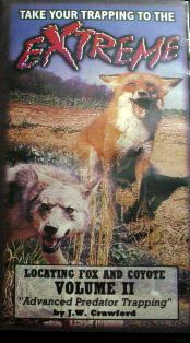 Extreme Fox & Coyote Vol. II DVD EXTRVOL2