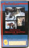 Fur Fish Game Professional Predator Trapping DVD PPT II