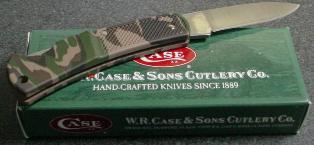 Case Camo Knife #Camo