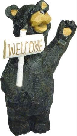 WELCOME BEAR  gd981