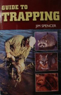 Guide To Trapping Book by Jim Spencer #GTTBKbyJM