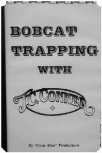 Bobcat Trapping DVD by J.C. Conner  #convideo01