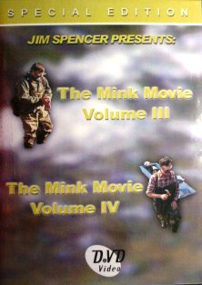 Jim Spencer Presents Mink Movie Vol III and IV DVD #dvdspencer34