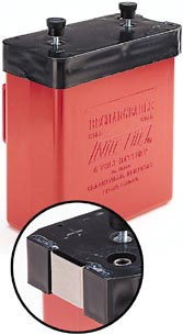 NL682 Nite Lite Replacement Battery - Rechargeable NL682