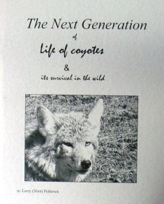 The Next Generation of Life of Coyotes  #pedersenbk