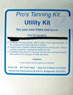 Pro's Tanning Kit   ptkit