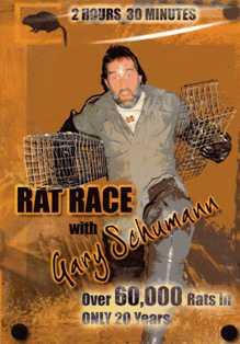 Gary Schumann's RAT RACE DVD #25211gs