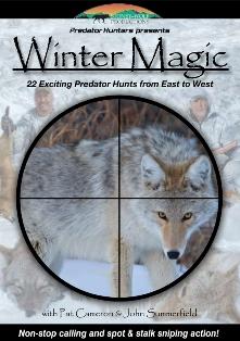 Winter Magic Predator Hunters DVD #wintermag