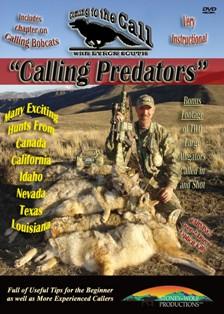 Calling Predators DVD #callingpred