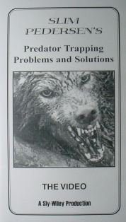 Predator Trapping Problems and Solutions DVD by Slim Pedersen #slimvideo2