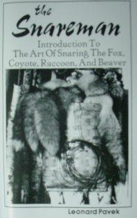 The Snareman Book by Leonard Pavek pavekbk01