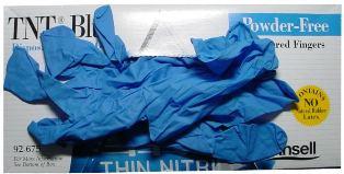 Nitrile Skinning Gloves NSG01