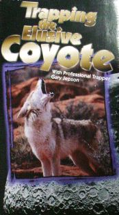 Trapping the Elusive Coyote DVD by Gary Jepson #VO06