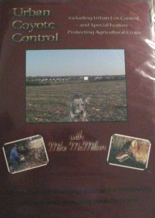 Urban Coyote Control DVD with Mike McMillan #mcmillandvd03