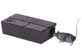 Victor Electronic Mouse Trap, Model# M250 #emice01