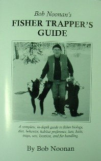Fisher Trappers Guide by Bob Noonan #bobnoonan5