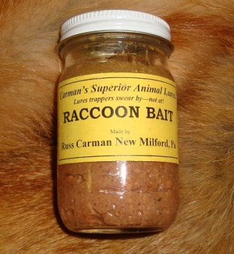 Carman's Raccoon Bait  rccoonb12