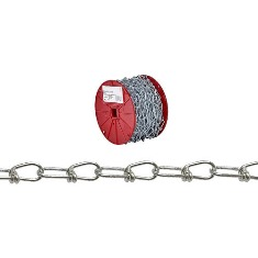 Heavy Duty Twin Loop Steel Trap Chain Trap Chain