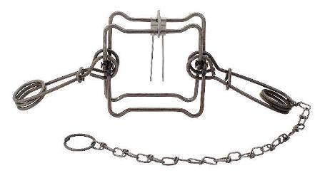 Duke #155 Double Spring Body Grip Trap Duke155