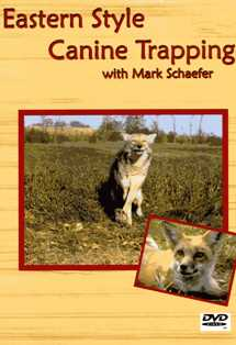 Eastern Style Canine Trapping with Mark Schaefer DVD esctms11