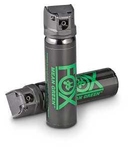 Fox Labs Mean Green Pepper Spray #156MGC