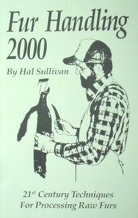 Fur Handling 2000 Book by Hal Sullivan #hsulbk04