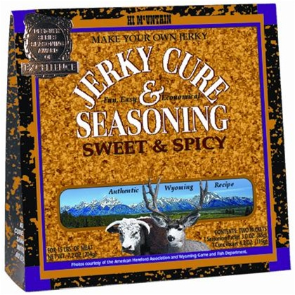 Hi Mountain Jerky Seasoning Kits - Sweet & Spicey hisweetspice
