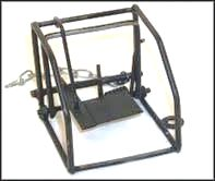 KORO Rodent Trap- FIC Certified for Weasel kororodent