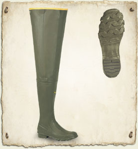 LaCrosse Big Chief Uninsulated Hip Boot 154040