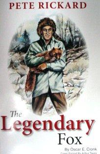 The Legendary Fox by Oscar Cronk #crock02