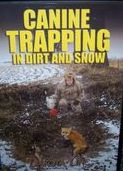 Canine Trapping in Dirt and Snow DVD #marksteckvideo