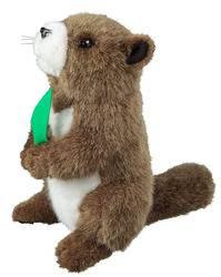Stuffed Animal House - Marmot #MA-02